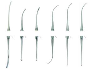 Configurazioni uncino spatola di varady per flebectomia