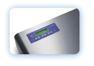 Termosaldatrice FAMOS F108 protec particolare display Kerna Italia