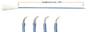 elettrodi monouso artroscopia