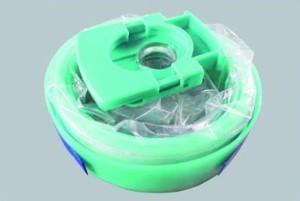 guaina coperture sterile telecamera circuito chiuso ermetico
